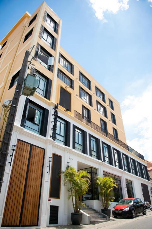 Grand Hotel Urban Madagascar