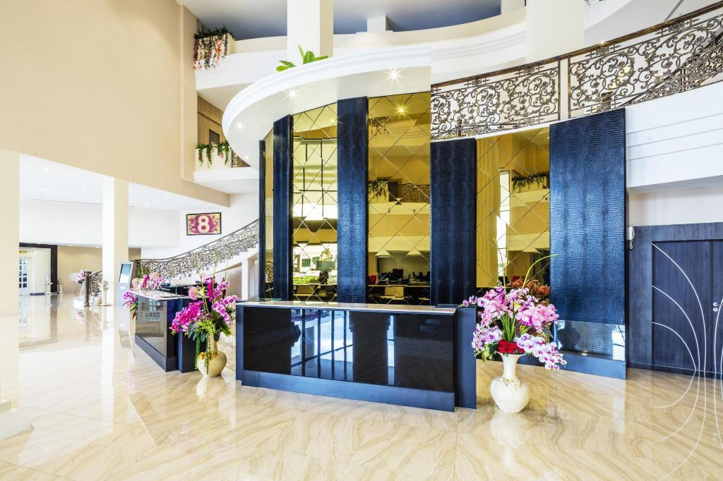 Hotel Grand Palazzo Pattaya
