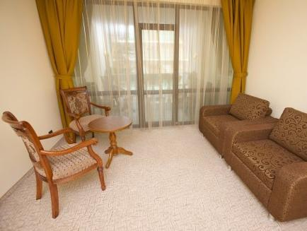 Camera Matrimoniale Superior con Letto Supplementare e Balcone (Superior Double Room with Extra Bed and Balcony)