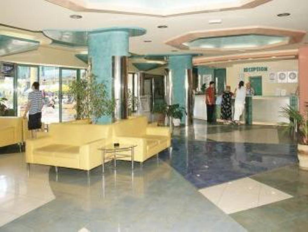 Recepcja Diamond Hotel - All Inclusive