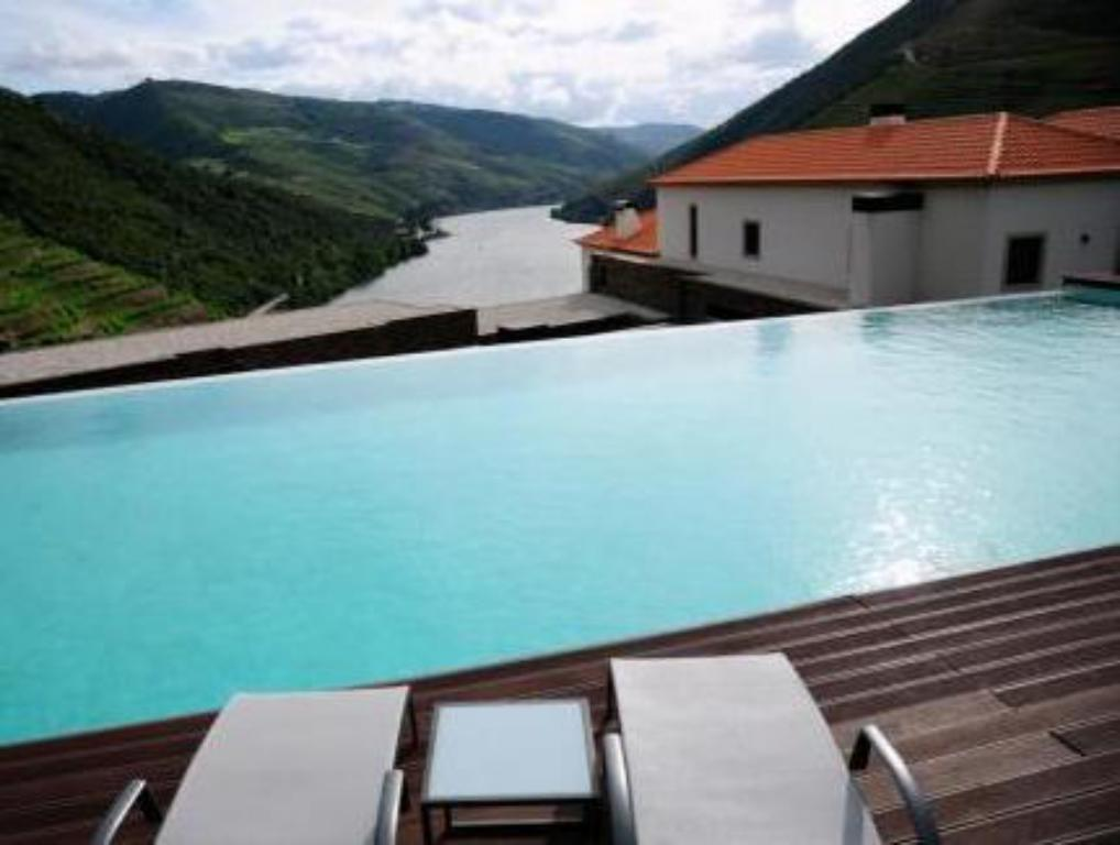 Swimming pool Hotel Rural Quinta Do Pego