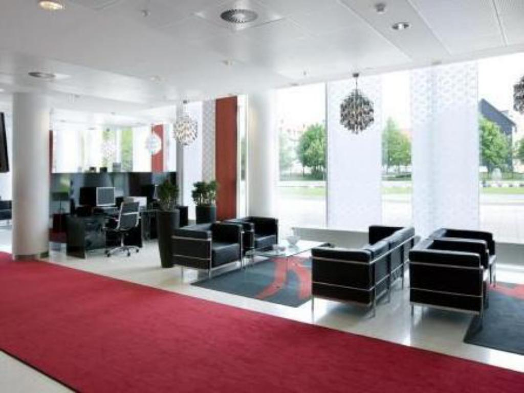 Lobby Scandic Jacob Gade