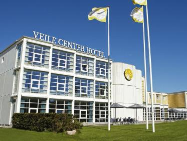 Vejle City Center Map and Hotels in Vejle City Center Area Vejle