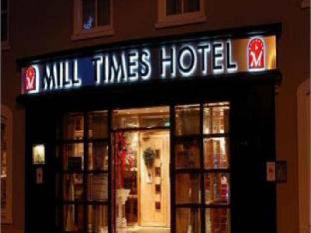 Exterior view Mill Times Hotel, Westport