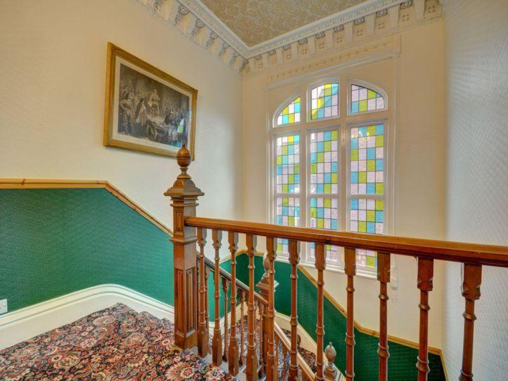 Interior view Elford House