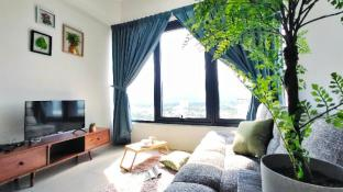 New Luxurious CityView 2BR Homestay@Georgetown
