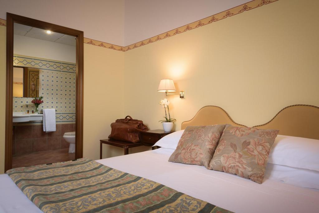 Standard Double or Twin - Bed Hotel Residence San Gregorio