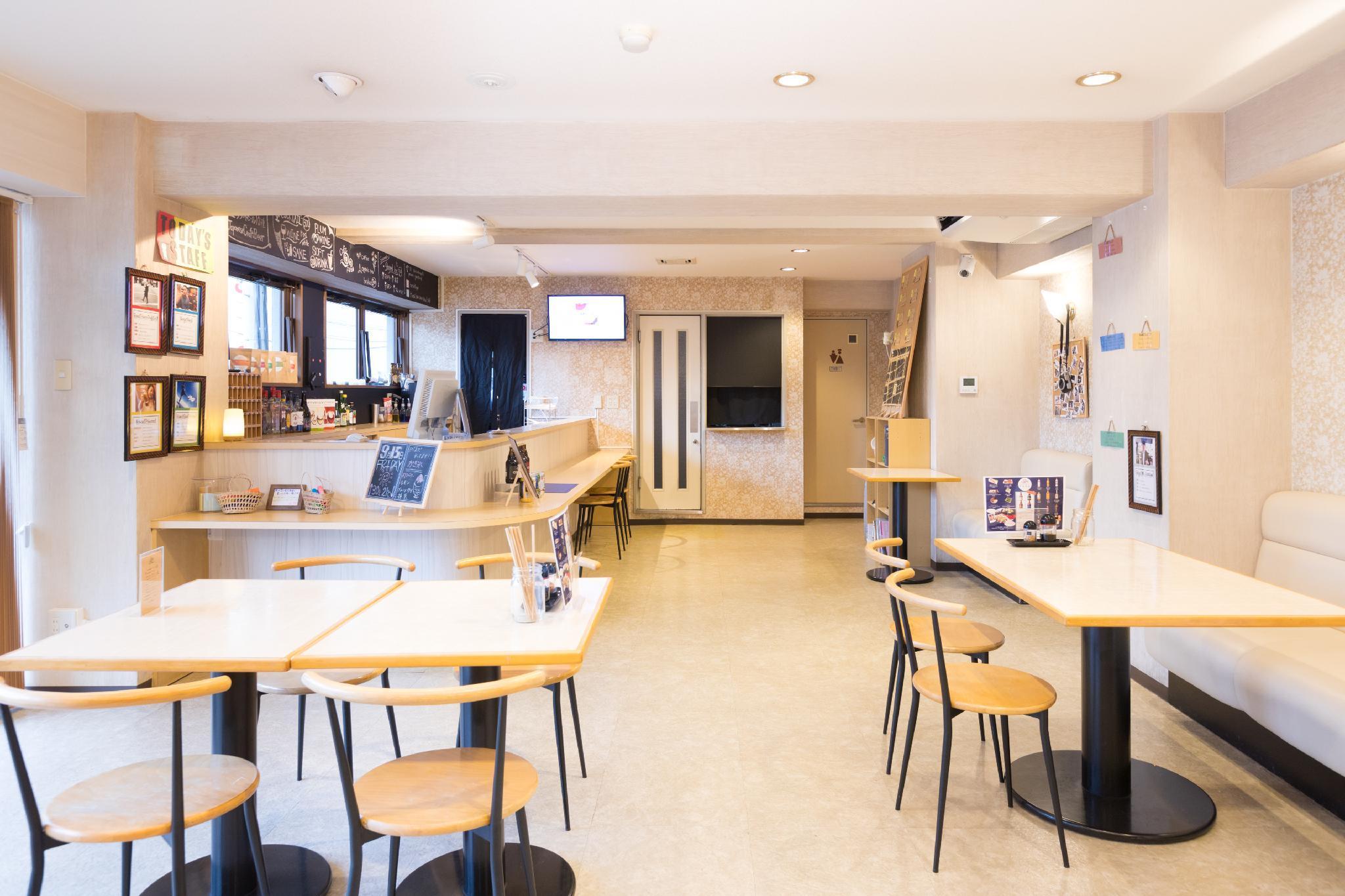 Etagenbetten Kita : Das hostel shin osaka kita fuga in buchen