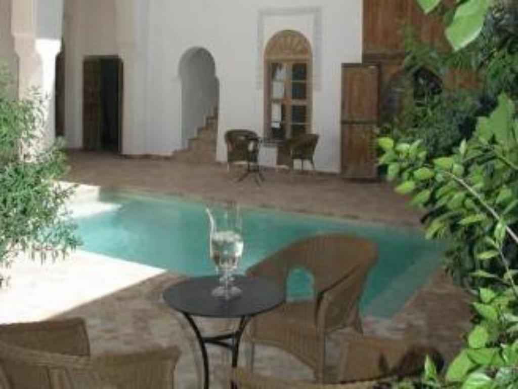 Swimming pool Riad Al Assala
