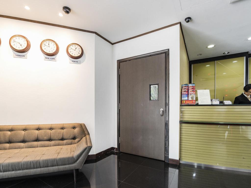 Santa Grand Hotel Bugis Singapore Singapore Bookingcom