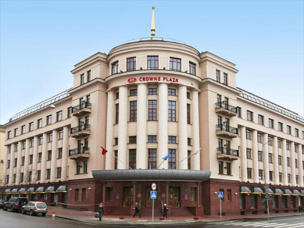 More about Crowne Plaza Hotel Minsk