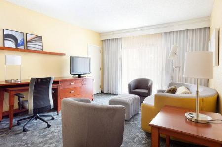 Interior view Holiday Inn Express Hotel & Suites Ft. Lauderdale-Plantation