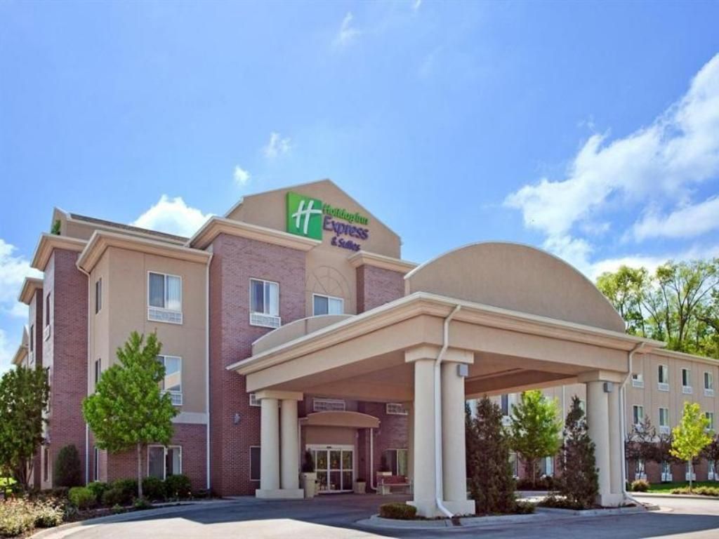 Mere om Holiday Inn Express Independence - Kansas City