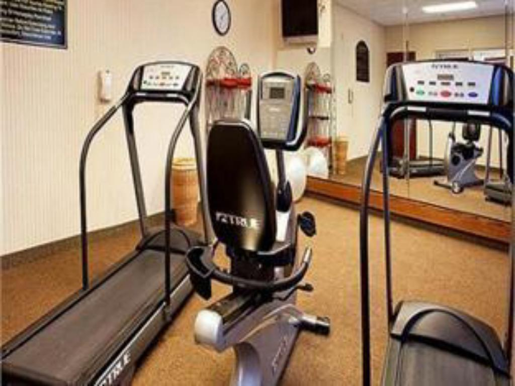 gimnasio Holiday Inn Express Hotel & Suites Scott-Lafayette West