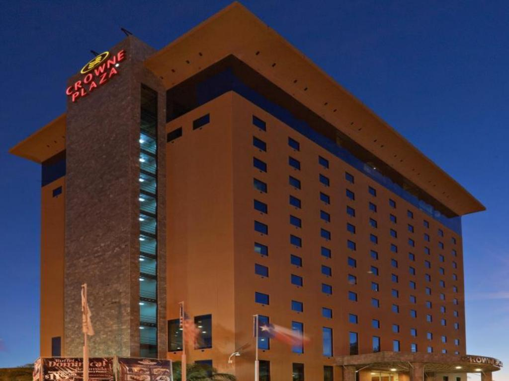 More About Crowne Plaza Hotel Nuevo Laredo