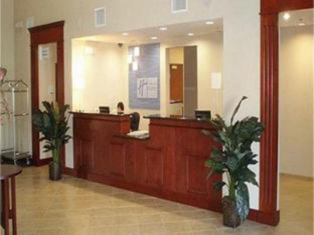 Lobby Holiday Inn Express Hotel & Suites San Dimas