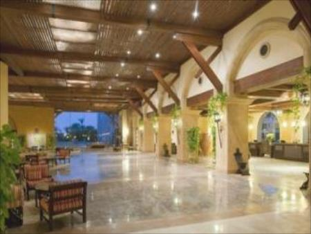 Lobby Crowne Plaza Resort Sahara Oasis Port Ghalib