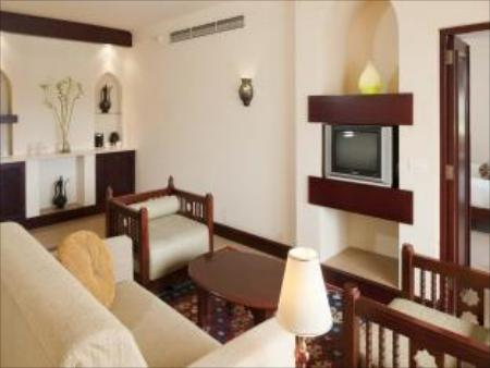 Suite Crowne Plaza Resort Sahara Oasis Port Ghalib