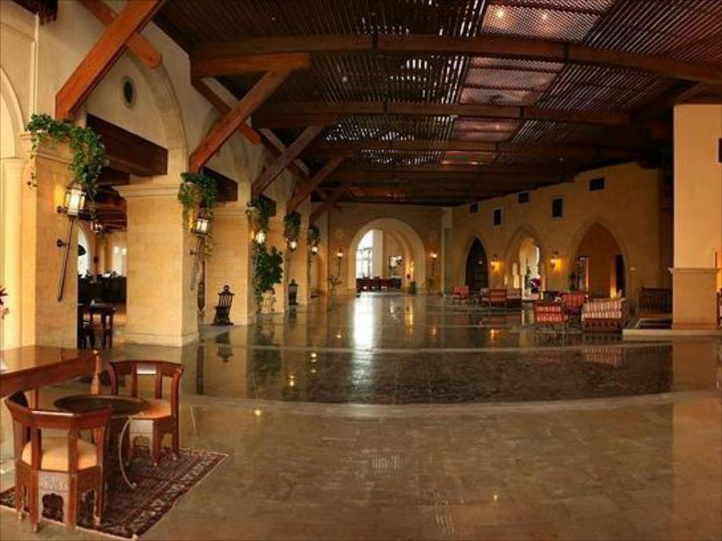 Lobby Crowne Plaza Sahara Sands Port Ghalib Resort