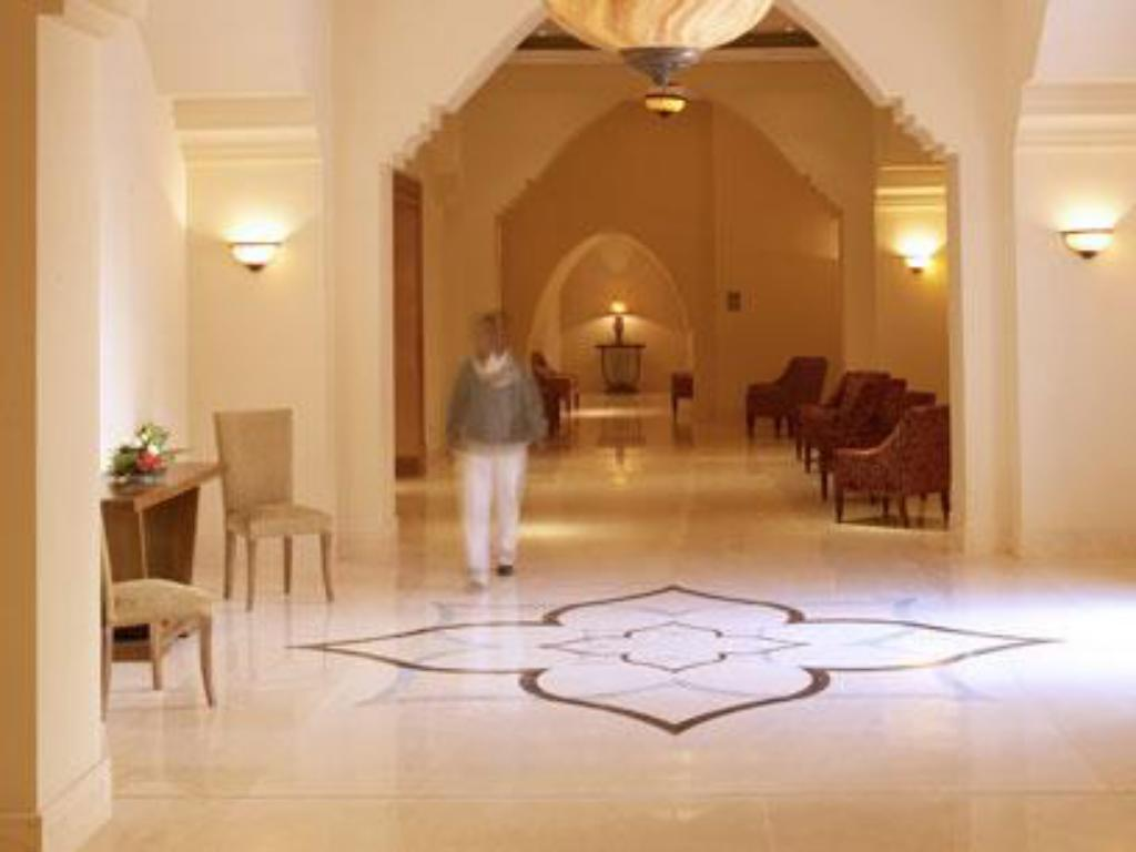 Αίθουσα υποδοχής Intercontinental The Palace Port Ghalib Resort