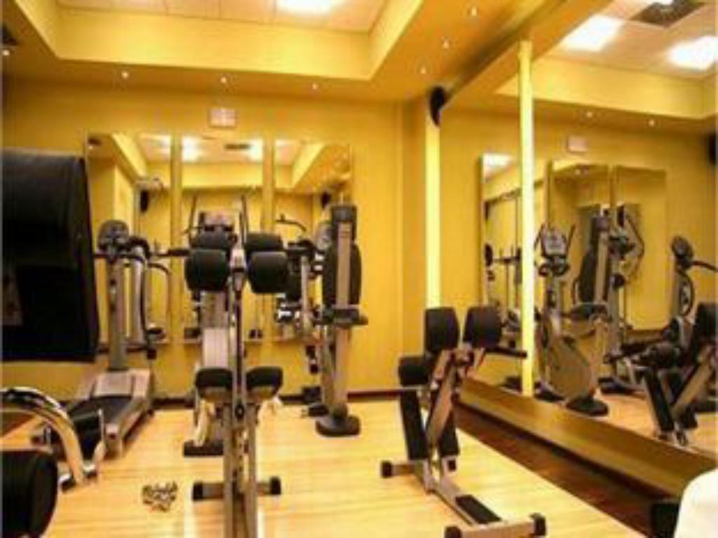 Fitness center Holiday Inn Belgrade