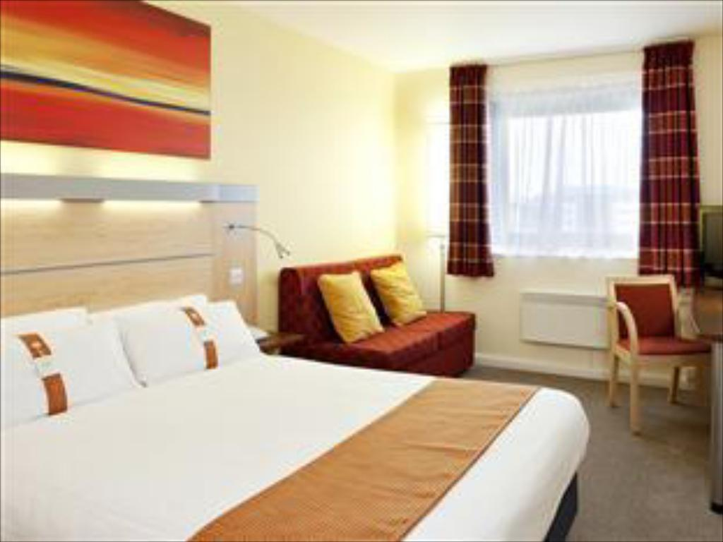 Standarta - Gulta Holiday Inn Express Dundee