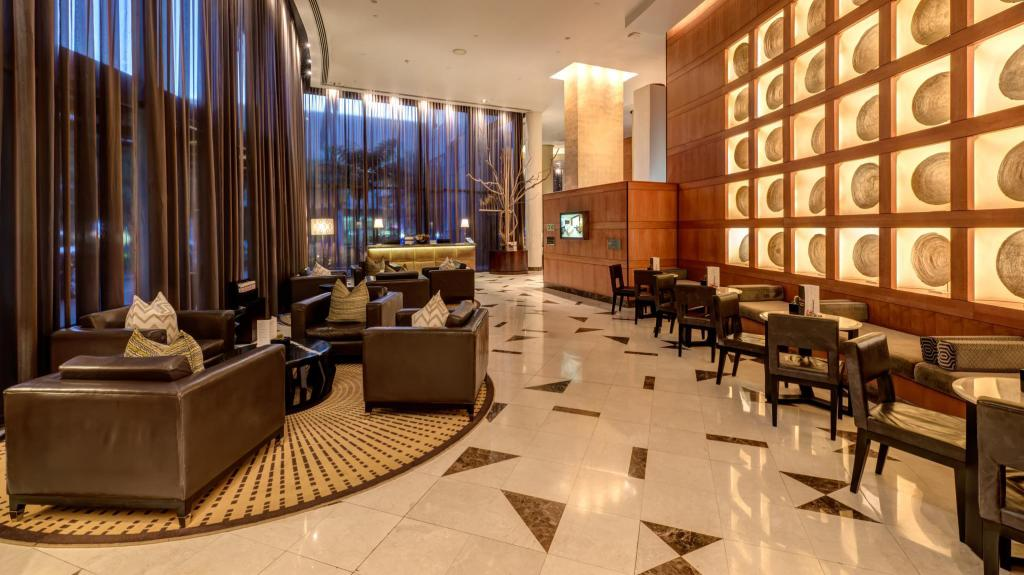 עיצוב הפנים InterContinental Johannesburg OR Tambo Airport Hotel