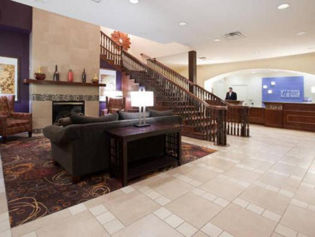 Lobby Holiday Inn Express Denver Tech Center