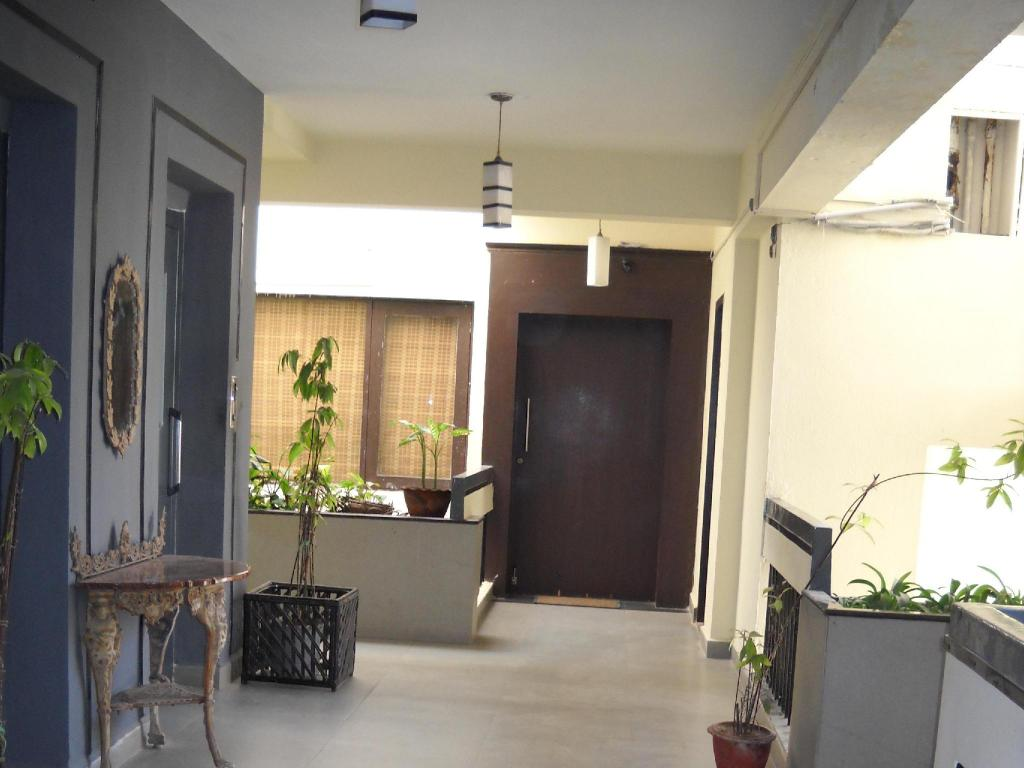 Entrance Perfect Haven @ Egmore Residence
