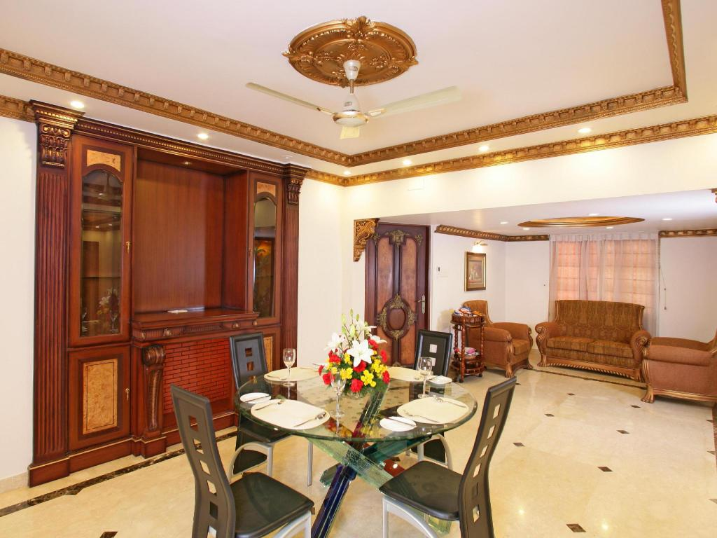 Interior view Perfect Haven @ Egmore Residence