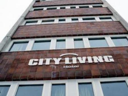 Pemandangan luar Enter City Hotel