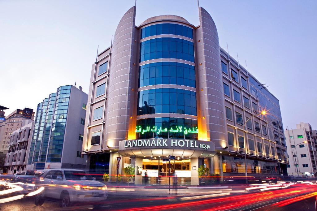 More about Landmark Riqqa Hotel