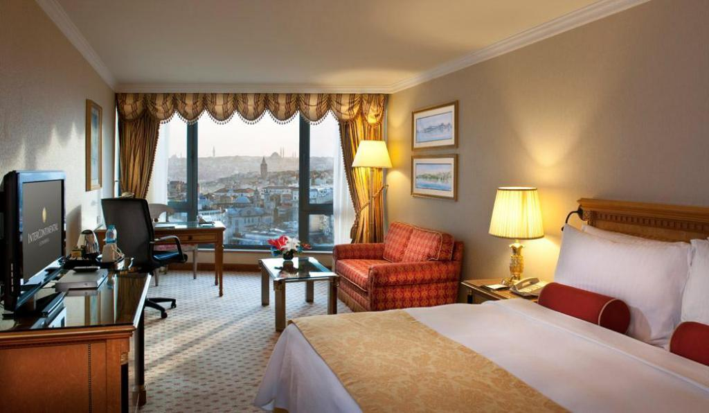 Club City View - Bed InterContinental Istanbul
