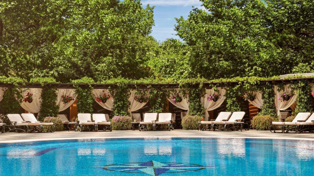 Swimming pool [outdoor] InterContinental Istanbul