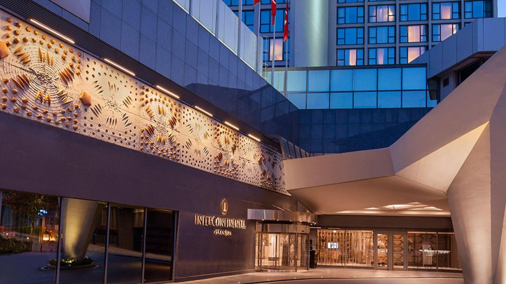 More about InterContinental Istanbul