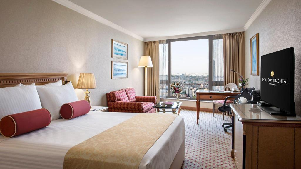 Club City View - Guestroom InterContinental Istanbul