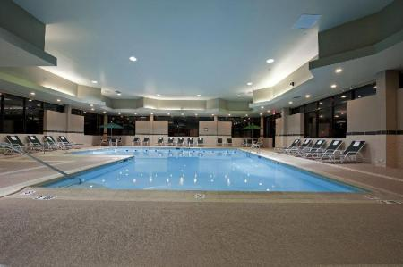Swimming pool Holiday Inn Itasca - Woodfield Area