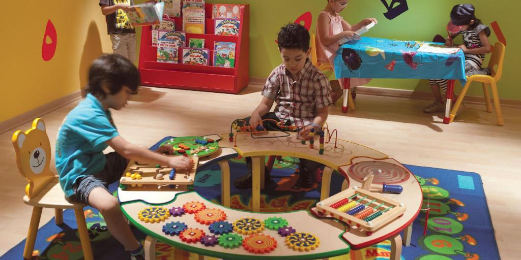 Kinderclub Dar Al Tawhid Intercontinental Makkah