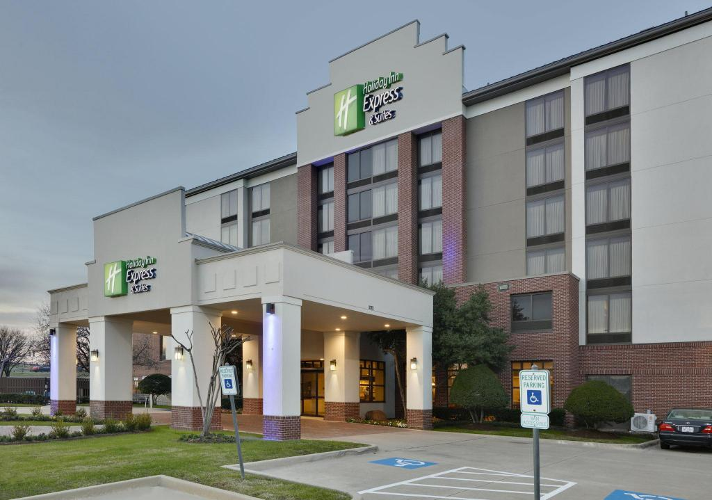 Exterior view Holiday Inn Express Hotel & Suites - Irving Convention Center - Las Colinas