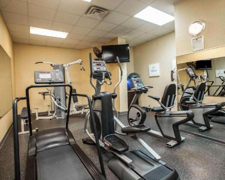 Fitness center Comfort Suites Michigan Avenue - Loop