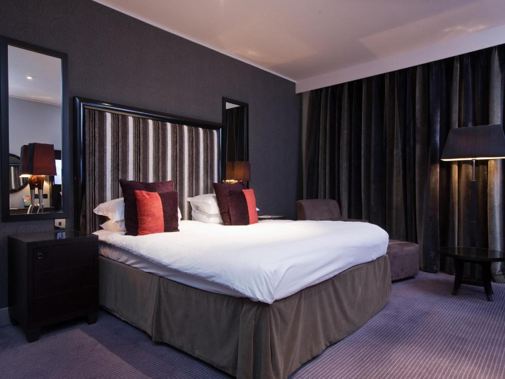 River View Double Room Malmaison Newcastle