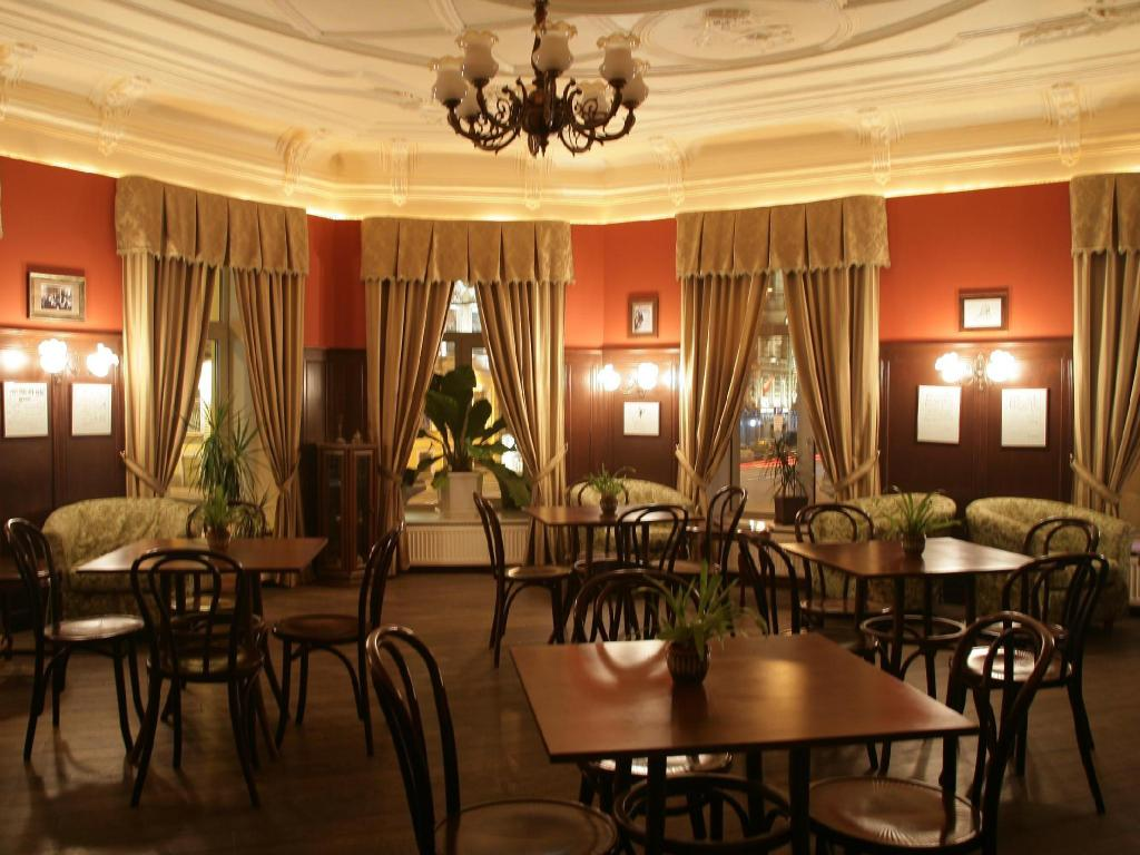 Interno Old Vienna Hotel