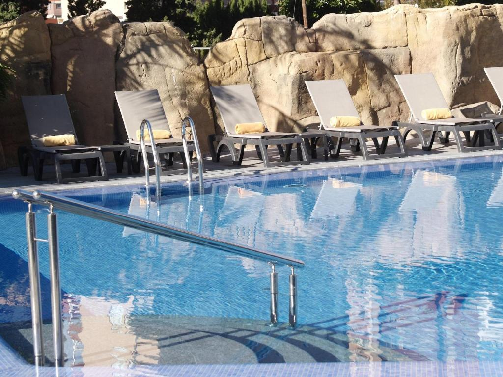 Basen Sandos Monaco Beach Hotel & Spa - Adults Only - All Inclusive