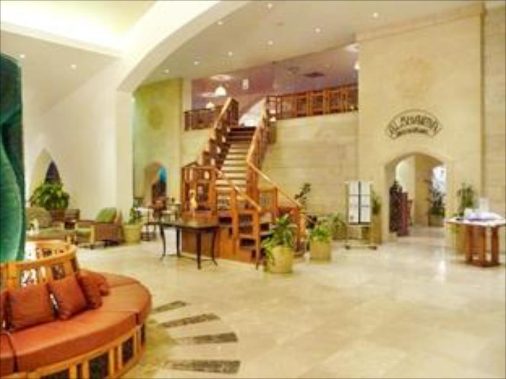 Lobby Swiss Inn Resort Dahab