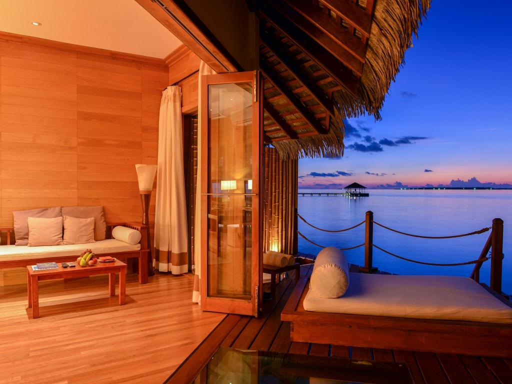 Water Bungalow All Inclusive - View Adaaran Prestige Water Villas - Premium All Inclusive