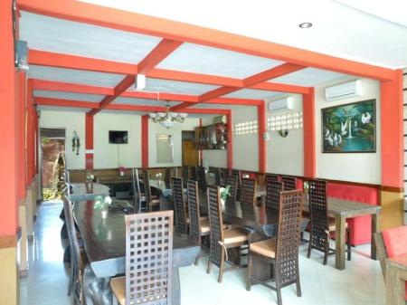 Interior view Orange Homes Syariah