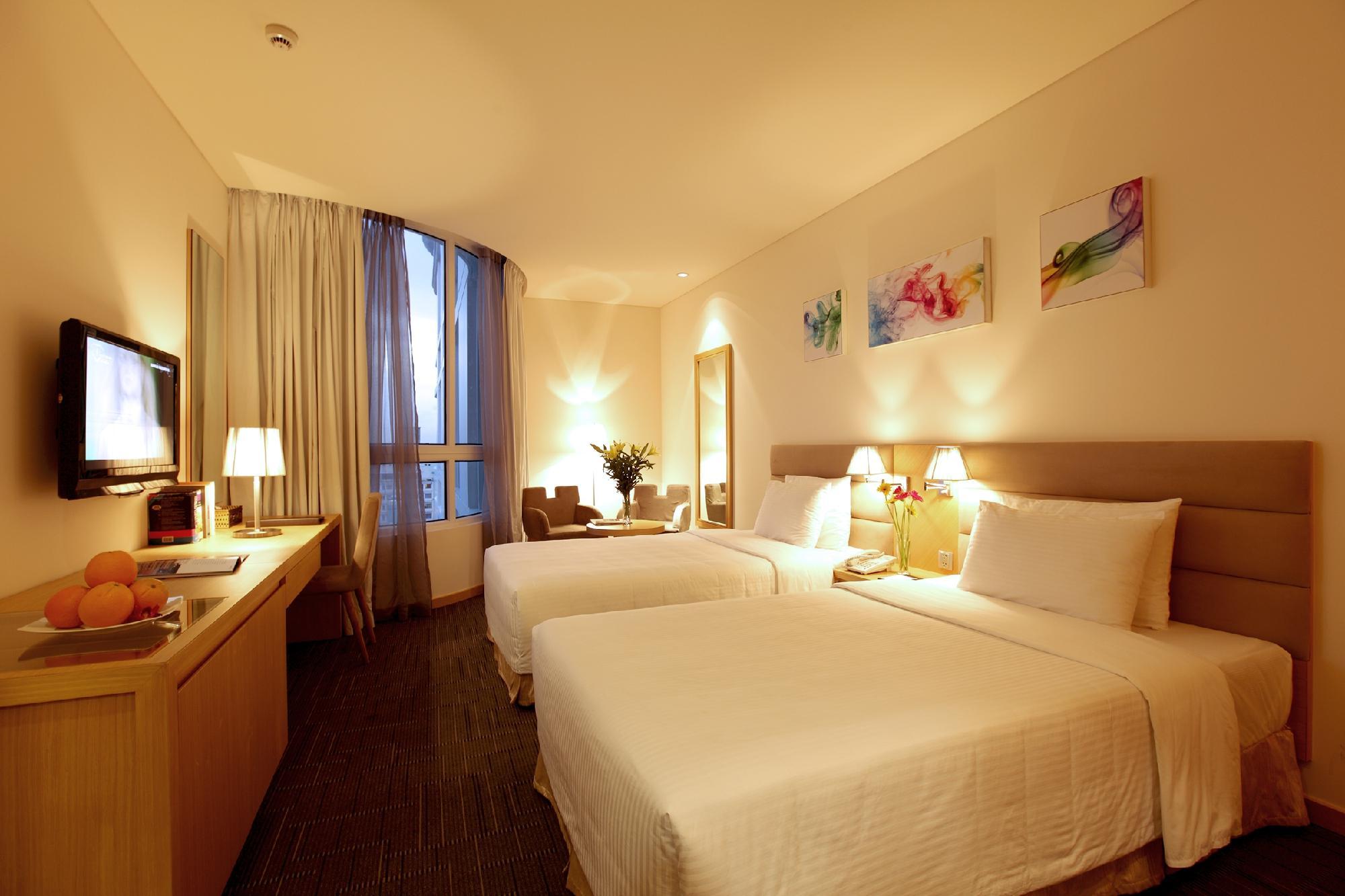リバティ セントラル サイゴン センター ホテル>