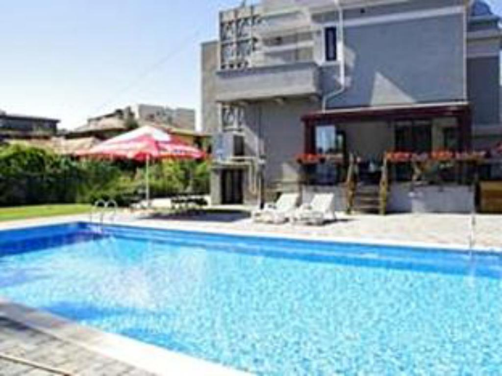 Swimming pool Hotel Angelo d'Oro