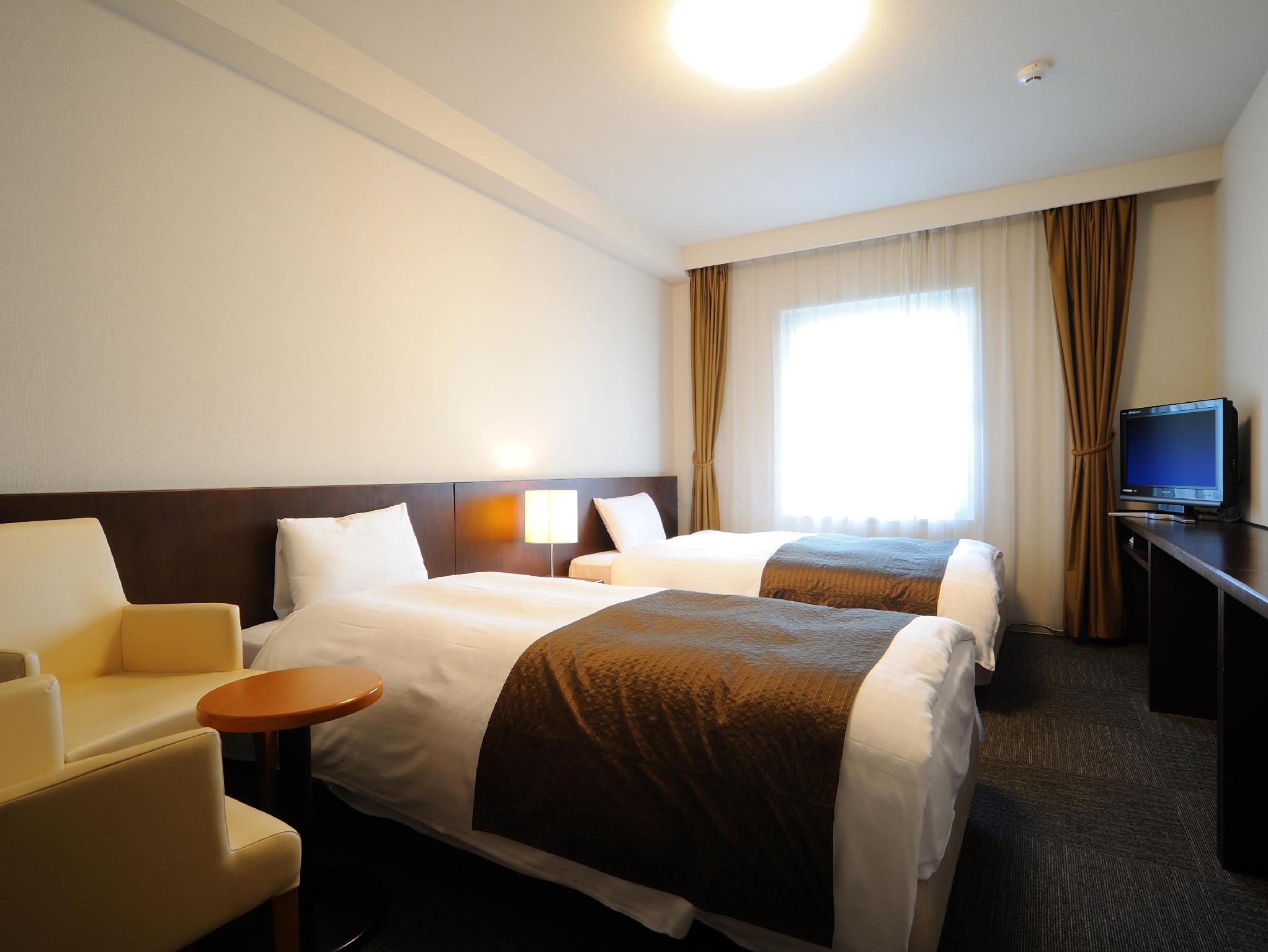 Akiu Onsen Hotel Hananoyu Dormy Inn Sendai Ekimae Natural Hot Springmiyagi Promo Harga