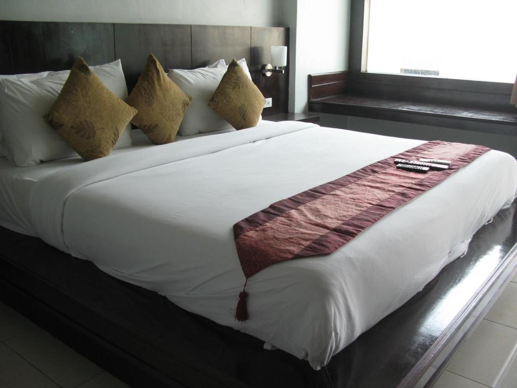 Deluxe - Kingsize Bett SM Resort